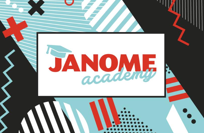 Sabato 16 e Domenica 17 Settembre, torna Janome Academy!