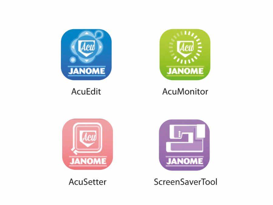 Janome Shop MC15000_dettaglio1