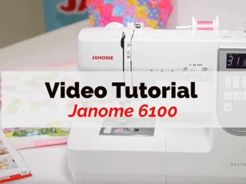 video tutorial 6100