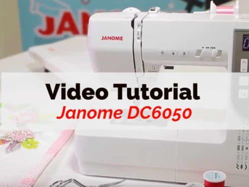 video tutorial 6050