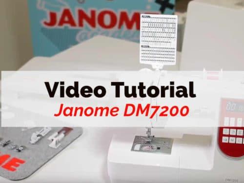 video tutorial 7200