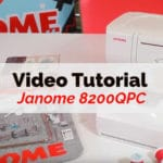 Video tutorial 8200qpc