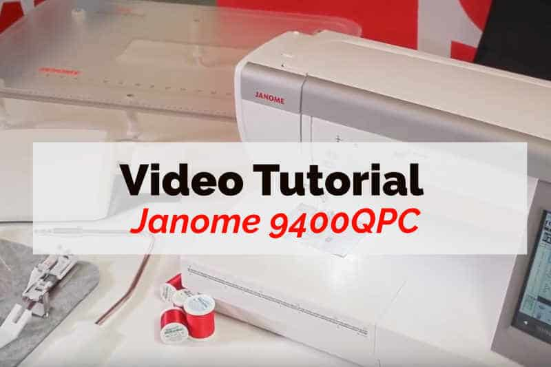 video tutorial 9400