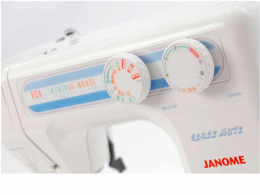 Janome Shop JanomeSchoolmate_dettaglio3