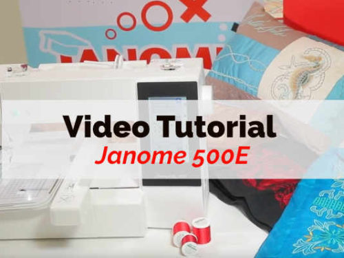 Video tutorial macchina 500e
