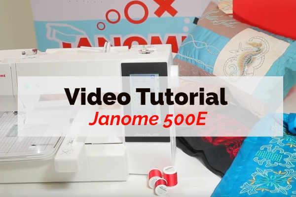 Video tutorial macchina 500e