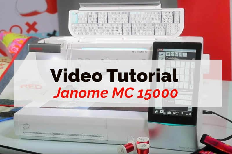 Video Tutorial 15000
