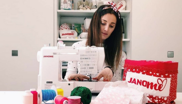 Volare sulle ali del cucito creativo: intervista ad Anna Bardazzi