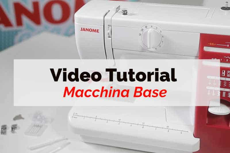 video tutorial macchina base