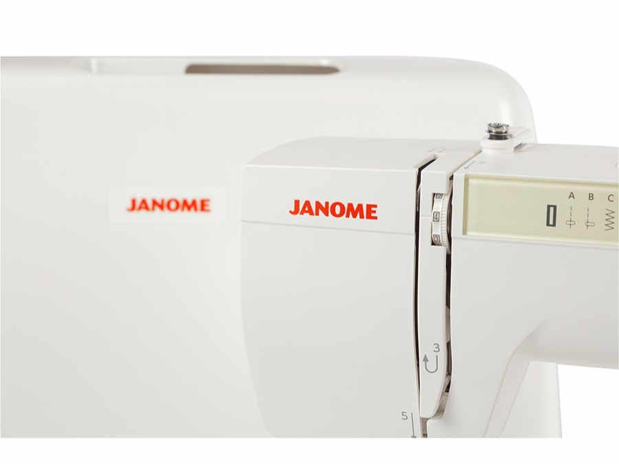 Janome Shop 725S_dettaglio4