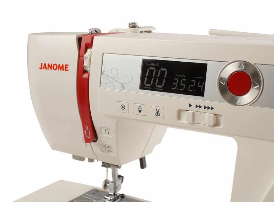 Janome Shop 5060_dettaglio6