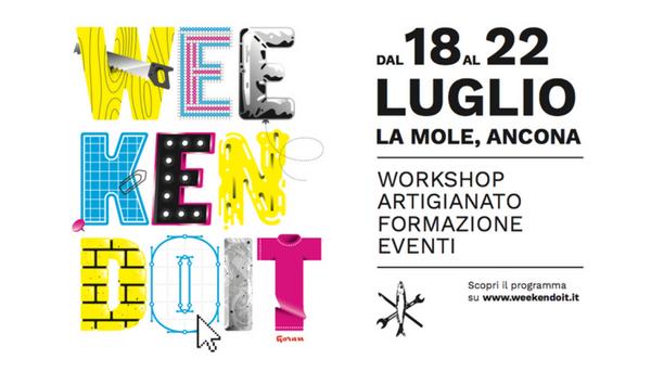 Due parole con: Gaia Segattini, art director di WeeKenDoit