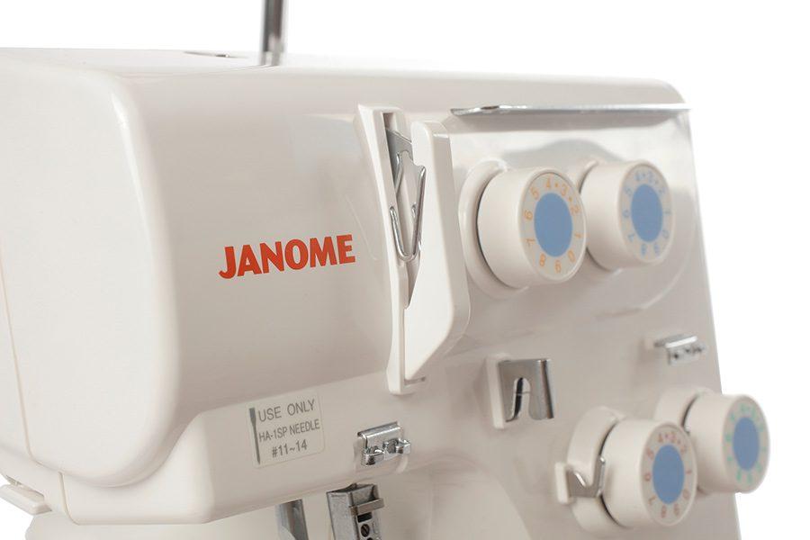 Janome 8002 Particolare