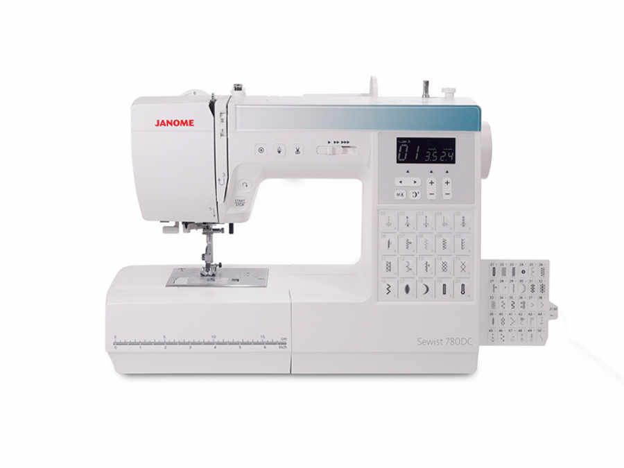 Janome Shop 780_dettaglio1