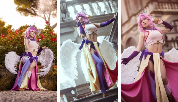 Jibril | No game no life – Tutorial Cosplay Completo