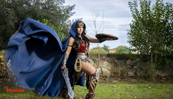 Janome Stories: arriva Wonder Woman!