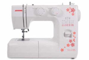 Macchine per cucire meccaniche janome