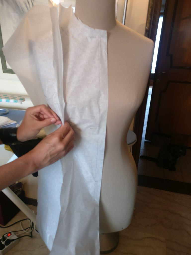 Cartamodello base corsetto