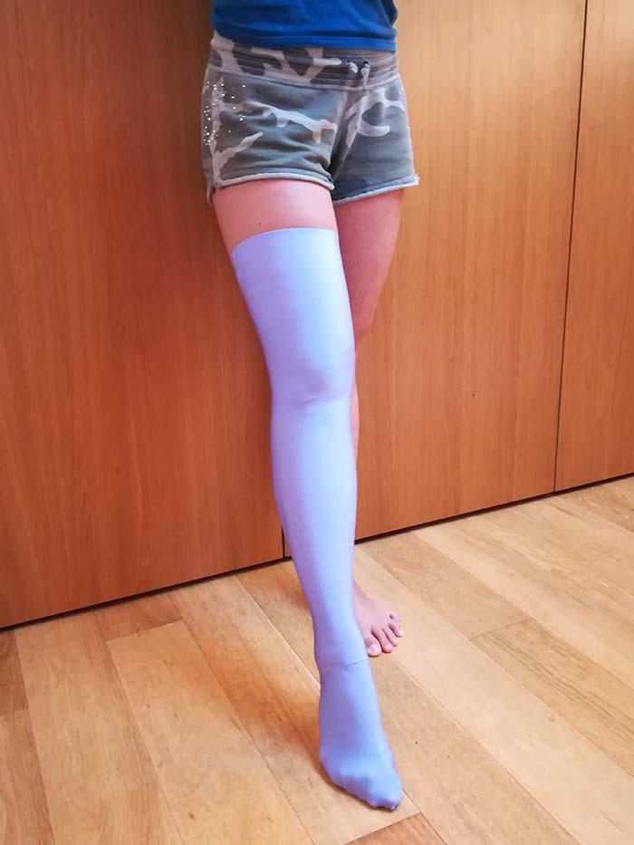 Cosplay calza