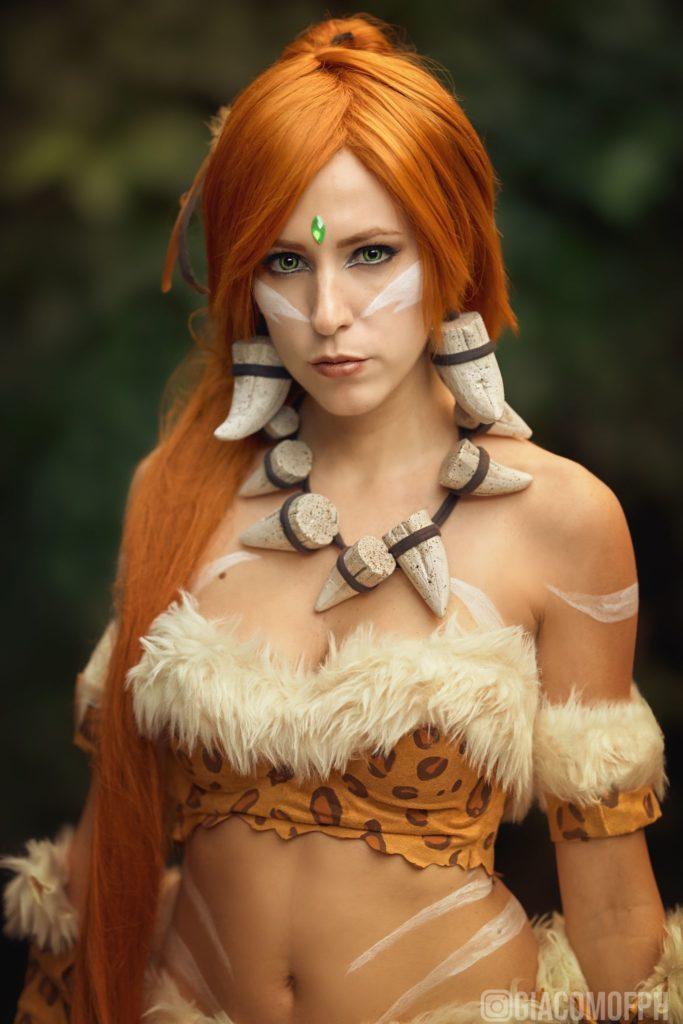 Bunnytail-cosplay